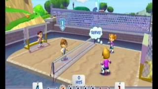 EA Playground - 10 minutes of single player - Wii game 1