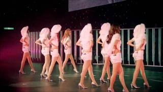 Girls' Generation/SNSD - Genie & Oh! Live 2010.08.25
