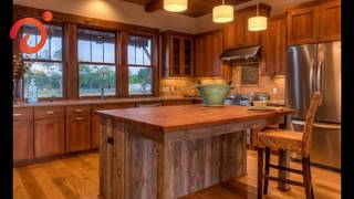 41 Wood & Rustic Interior in The House Design 4