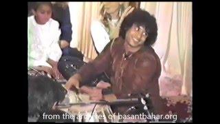 Ustad Zakir Hussain - Padit Appa Jalgaonkar  part 2 of 2