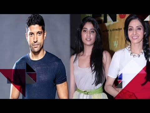 Farhan Akhtar CONFESSES About Passing Out At Toronto Bar | Sridevi Hires An Experts To Groom Jhanvi