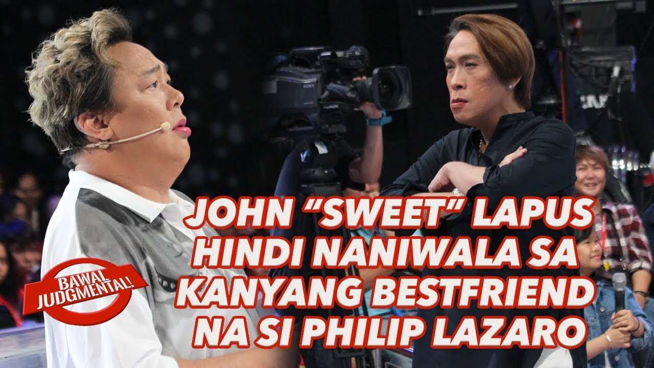 JOHN LAPUS AT PHILIP LAZARO NAGSUMBATAN SA BAWAL JUDGMENTAL | Bawal Judgmental | February 10, 2020