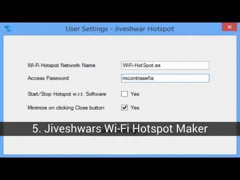 jiveshwar wifi hotspot maker