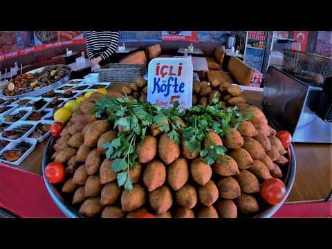Istanbul Food Tour- part 1