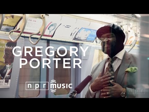 Gregory Porter: NPR Music Field Recordings