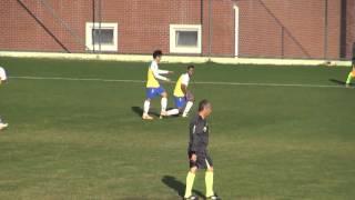 Hori zont KF Turnovo와의 연습경기에서 바우 골