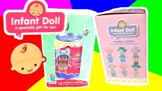 รีวิวของเล่น กล่องเซอร์ไพร์สเบบี้ดอล MR.D.I.Y/Baby dolls surprise toy