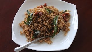 Mysore Iyengar Puliyogare gojju and Puliyogre | Puliyogare recipe