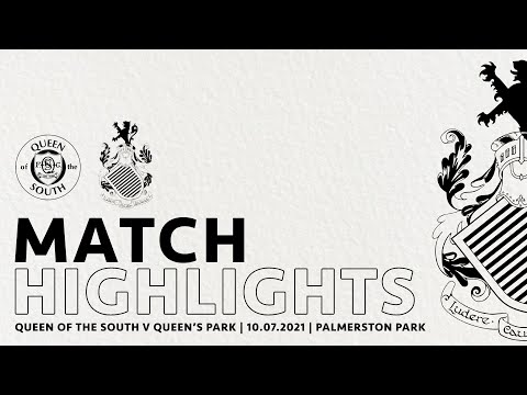 Queen Of South Queens Park Goals And Highlights