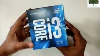 INTEL i3-6098P 6th Gen CPU | Review and Unboxing