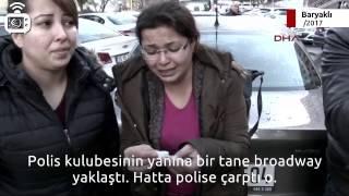 İzmir Adliyesi'ne dönük bombalı saldırıyı görgü tanıkları anlattı