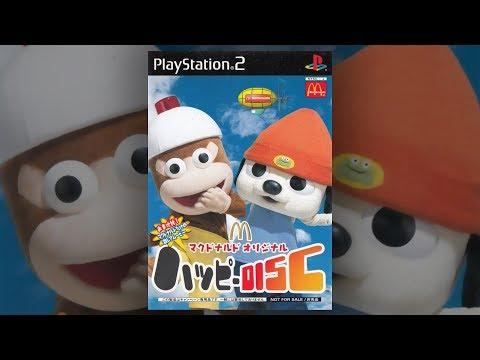 McDonald's Original Happy Disc (PS2 Import) :: Michibiku