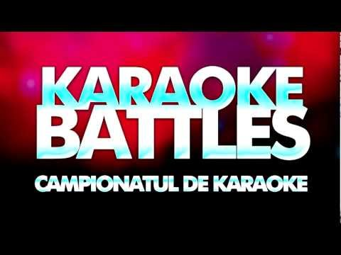 Canta alaturi de o supertrupa, Daniel Lazar Band, la Campionatul de Karaoke / Karaoke Battles