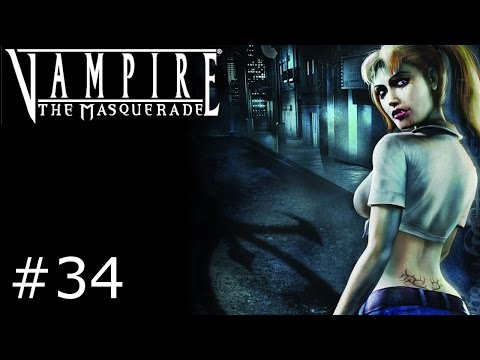 Vampire the Masquerade: Bloodlines | 34 | Sneaking Through the Venture Tower