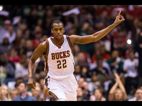 Khris Middleton Bucks 2015 Season Highlights