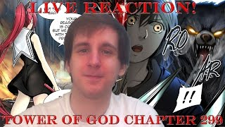 Tower of God Chapter 299 [Season 2, Episode 219] Live Reaction!
