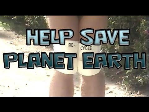 Help Save Planet Earth [x264] [VHS] [1990]