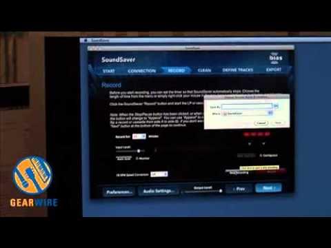 soundsaver express software