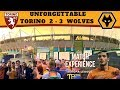 TRULY EPIC 🇮🇹 Torino 2-3 Wolves 🏴 MATCH EXPERIENCE 🏆 Europa League Playoff 1st Leg