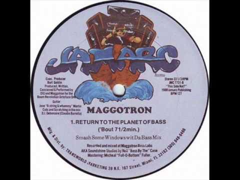 Maggotron return to the planet bass smash windows mix - Magic renov avis ...