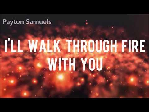 Vicetone - Walk Thru Fire (Official Lyrics) ft. Meron Ryan