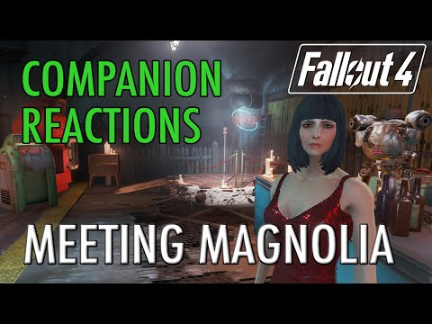 fallout 4 dating magnolia