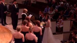 Nicole and Keith's wedding