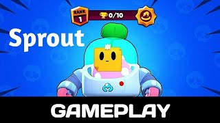 SPROUT GAMEPLAY?! OP? 😲