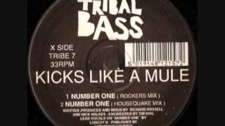 Kicks Like A Mule - Number One (Rockers Mix)