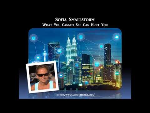 Sage of Quay Radio - Sofia Smallstorm - What You Cannot See Can Hurt You (Nov 2017)