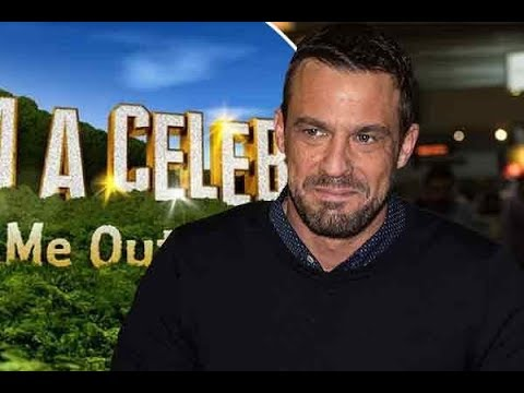 I'm A Celebrity 2017: Jamie Lomas struggles in excruciating Panic Pit Trial terror