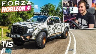 RANKED ΑΓΩΝΕΣ! - Forza Horizon 4 |#11| TechItSerious