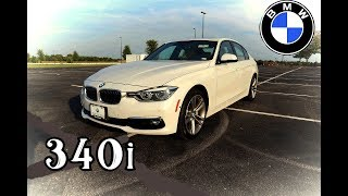 BMW 340I Xdrive! 2016 Review: I Love The F30!