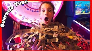 Family Fun & Arcade Games Challenge