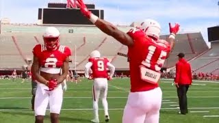 Husker Wideouts: Stanley Morgan Jr. & De'Mornay Pierson El
