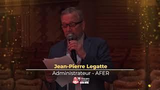 Les Oscars de l'assurance vie de la retraite et de la prévoyance 2021  Afer