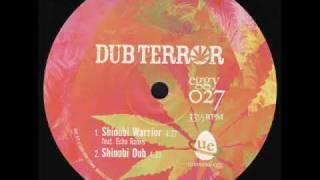 Dub Terror feat. Echo Ranks - Shinobi Warrior