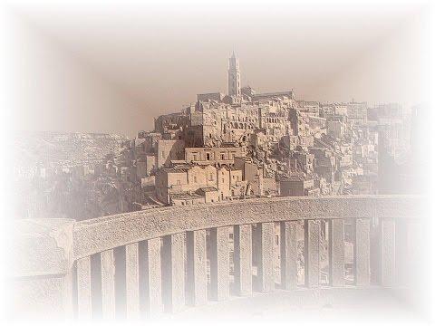 Esplorando Matera - I Sassi e le chiese rupestri di Matera