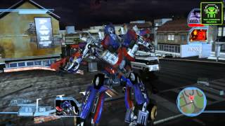 Transformers The Game - PC les´t Play - Parte #4 - [ESP][HD][TPC] - Rumbo al Sector 7