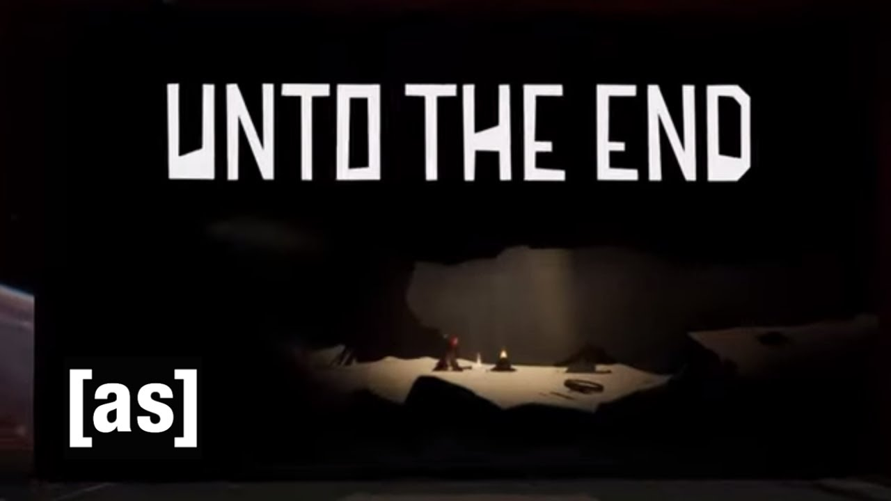 Unto The End | Toonami Game Review | adult swim