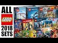 ALL 350+ LEGO SETS in 2018!
