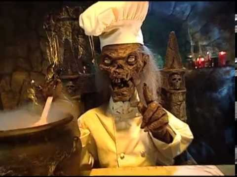 Cryptkeeper Cook Off Youtube