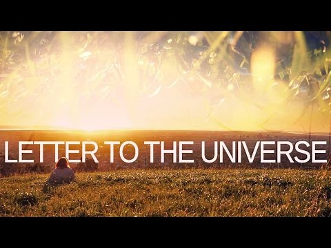 Image result for letter to universe