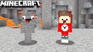 Wähle nicht die Falsche Höhle in Minecraft