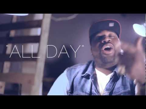 "DAVID RUSH Feat. D-ROY - ""ALL DAY"""