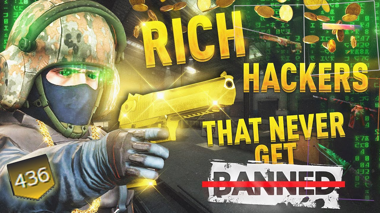 The RICH Hackers that never get Banned!
