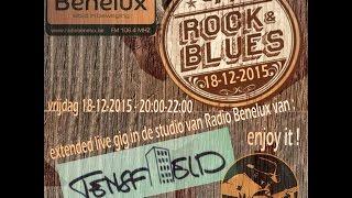 Tensfield @ Rock & Blues Night Radio Benelux