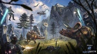 ORION: Dino Beatdown Gameplay