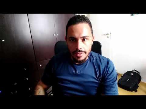 José Melendez - Testando edição através do Lightworks
