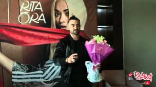 Rita Ora talks RedFestDXB with the Kris Fade Show